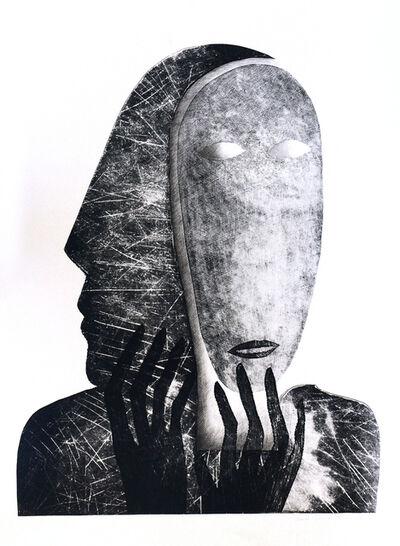 Jolanta Johnssons, 'Double portrait 5'
