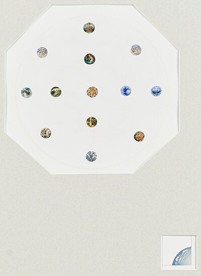 Gennady Spirin, 'Untitled (Miniatures from the Tempest), Watercolor on paper'