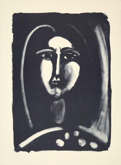 Pablo Picasso, 'Tête de femme', 1948