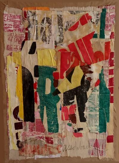 Arthur Aeschbacher, 'Espace Castagné', 1961