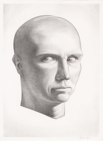 Rockwell Kent, 'Self-Portrait (Burne Jones 104)', 1934