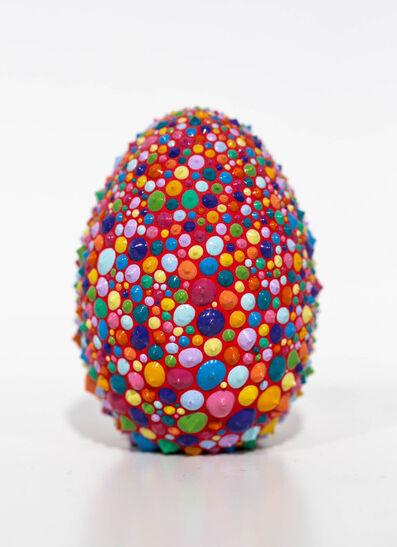 PJ Linden, 'Confetti Control Egg ', 2021