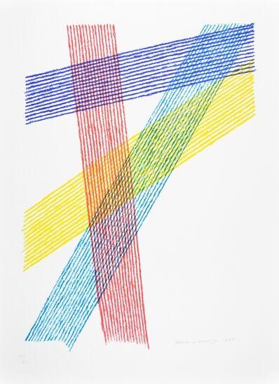 Piero Dorazio, 'Trigon', 1990-2000