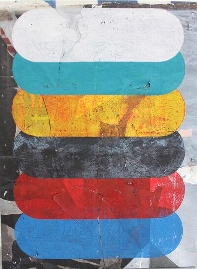 Hendrik Zimmer, '0.T. (Peter upside down)', 2018