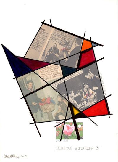 Leandro Katz, 'Estructura Libidinal 3', 2015