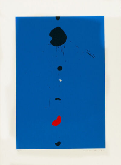 Emerson Woelffer, 'Untitled (also part of Suite Fifteen)', 1976