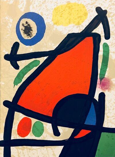 Joan Miró, 'From 'Derrière le Miroir - Miró: Sculptures'', 1970