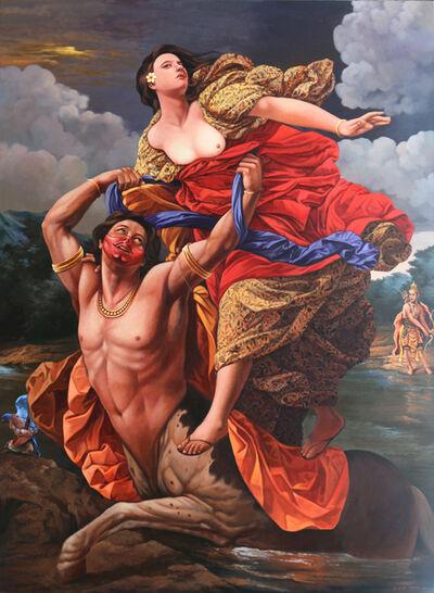Dadi Setiyadi, 'The Destiny of Love(Shinta and Rahwana)', 2015