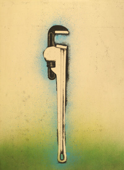 Jim Dine, 'Untitled (wrench)', 1974