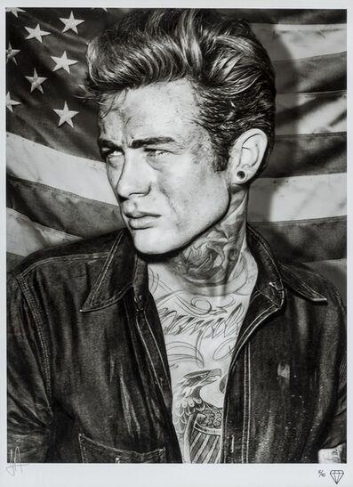 JJ Adams, 'James Dean Tattoo', 2015