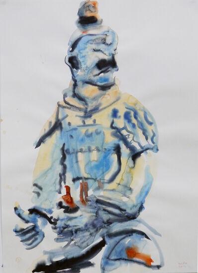 Tawan Wattuya, 'The terraccotta Warrior no.3', 2012