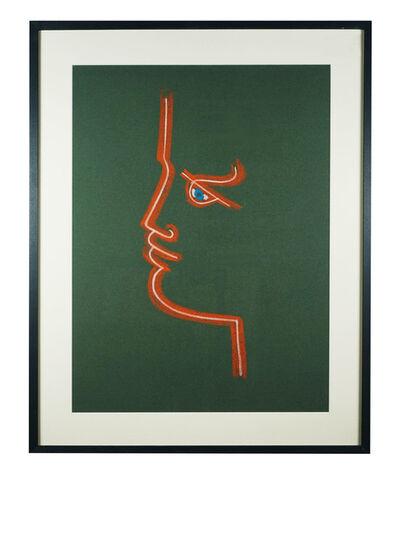 Jean Cocteau, 'Galerie Pont des Art's Poteries', C. 1958