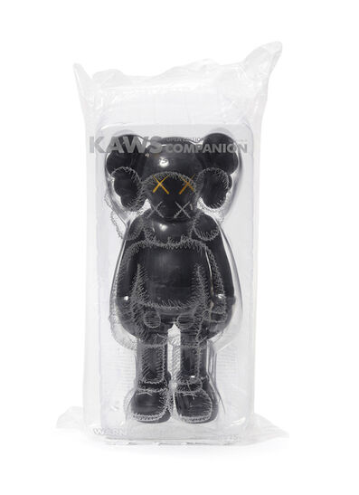 KAWS, 'KAWS Companion (Black)', 2016