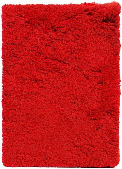 Rudolf Stingel, 'Untitled (C-Red)', 1995