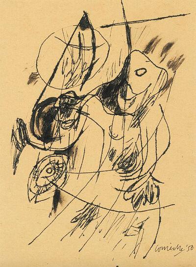 Corneille, 'Composition', 1950