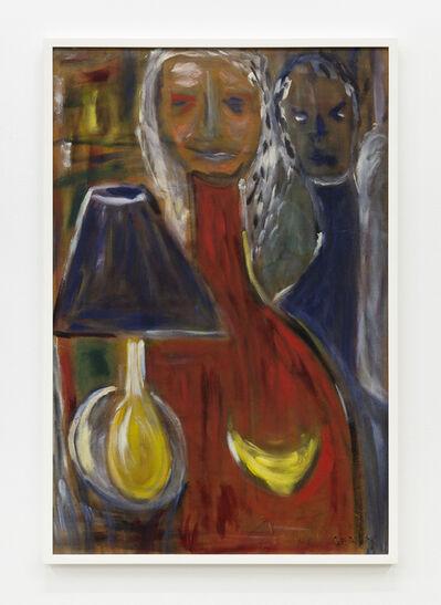 Herbert Gentry, 'Couple and Lamp', 1955-1957