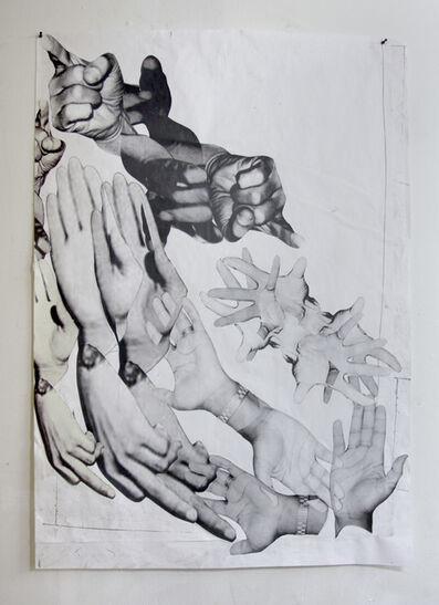 Kandis Williams, 'Sketch Oratory', 2016