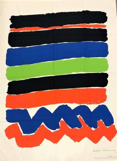 Sonia Delaunay, 'Silk scarf', 1992