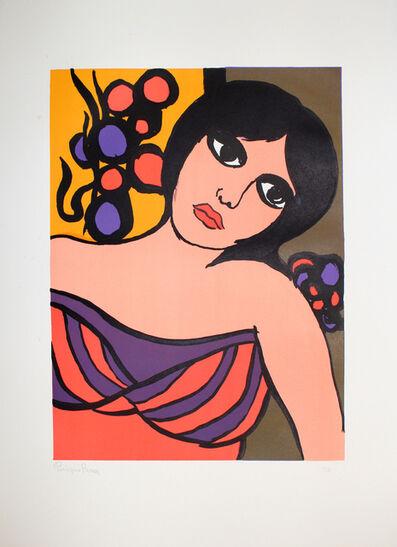 Pompeo Borra, 'Ragazza / Girl', 1968