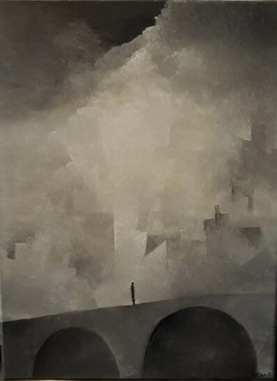 Ken Moore, 'Interlude', 2018