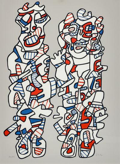 Jean Dubuffet, 'Delegation', 1974