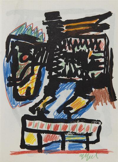 Karel Appel, 'Argile', 1980