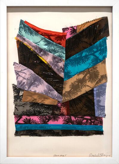 Rachel Hayes, 'Flower Stack 3', 2004