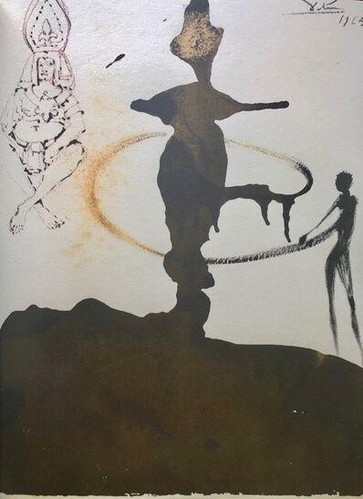 Salvador Dalí, 'The Dance Of Herodias' Daughter, 'Filiae Herodiadis Saltatio', Biblia Sacra ', 1967