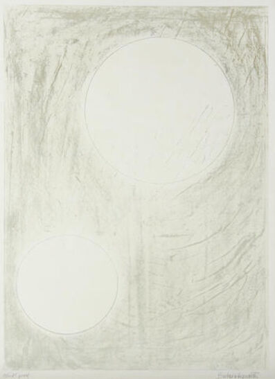 Barbara Hepworth, 'Sun and Water from The Aegean Suite', 1971
