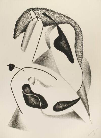 Alexander Archipenko, 'Le Groupe', 1963