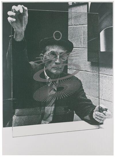 Richard Hamilton, 'The Oculist Witnesses (from a photograph taken by Richard Hamilton)—from Sammlung Hückstädt', 1967