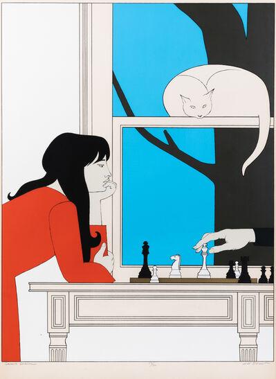Will Barnet, 'Seventh Season', c. 1975