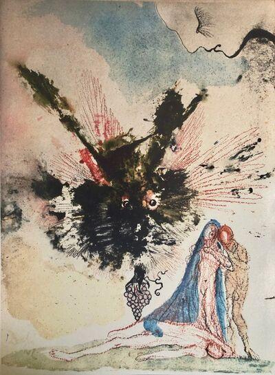 Salvador Dalí, 'Noah who Planted The First Vineyard, 'Noe Qui Primus Plantavit Vinea', Biblia Sacra', 1967
