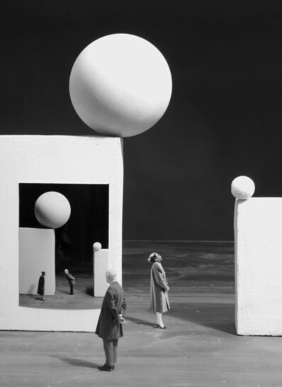 Gilbert Garcin, 'Le danger des images - The danger of images', 2009
