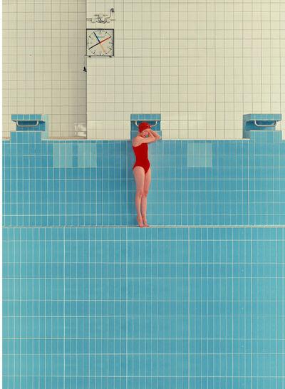 Maria Svarbova, 'Empty Pool ', 2020