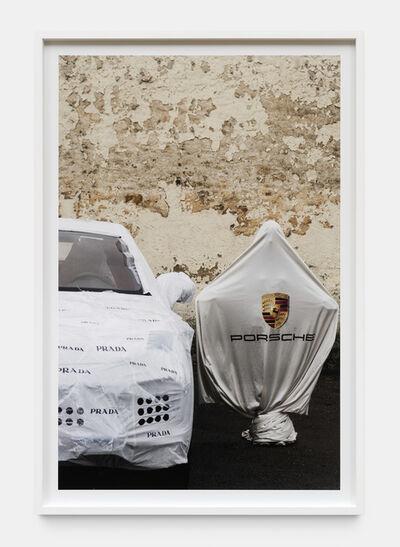 Julien Boudet, 'le Cayenne Prada et fantôme Porsche', 2020
