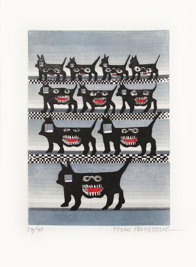 Pedro Friedeberg, 'Lo dices para molestarme 27/40', ca. 2010