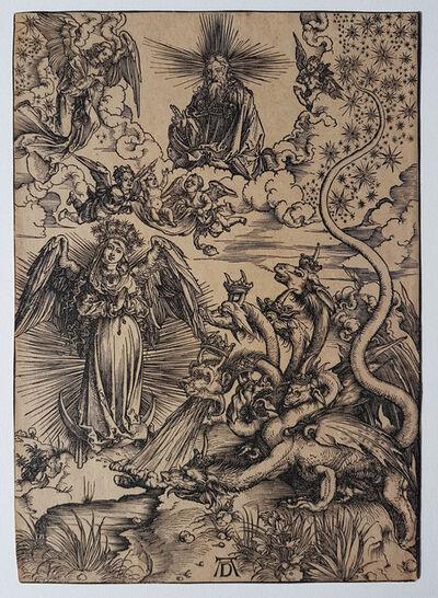 Albrecht Dürer, 'The Apocalyptic Woman', ca. 1497
