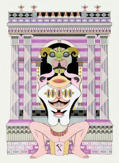 Jess Johnson, 'Sapir-Whorf', 2015