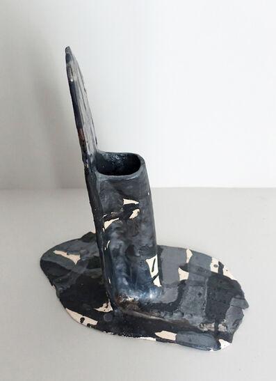 Sarah Entwistle, 'Tall Black Vase', 2018