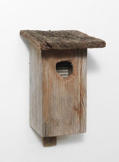 Roger Ackling, 'Bird Box, Schoenthal Monastry', 2000