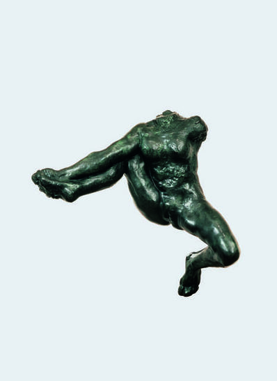 Auguste Rodin, 'Iris, Messenger of the Gods (Figure in Flight)', 1890/91