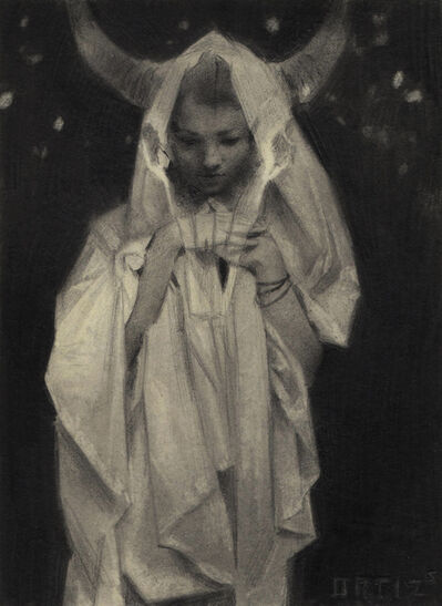 Karla Ortiz, 'Paz en Muerte'