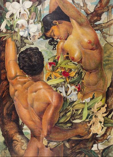 Pedro Centeno Vallenilla, 'Orquídeas', 1943
