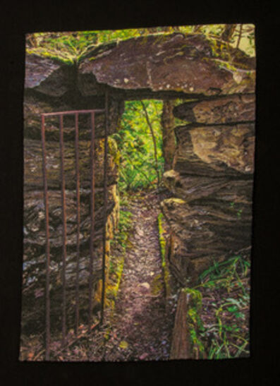 Carol Shinn, 'Stone Gateway', 2018