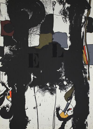 Josep Guinovart, 'El meu carrer nº1', 1976