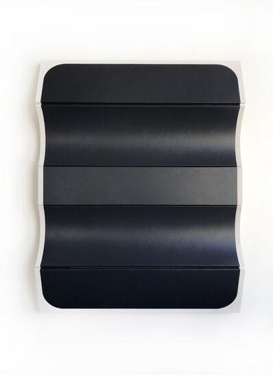 Robert William Moreland, 'Untitled Blunted Black', 2018