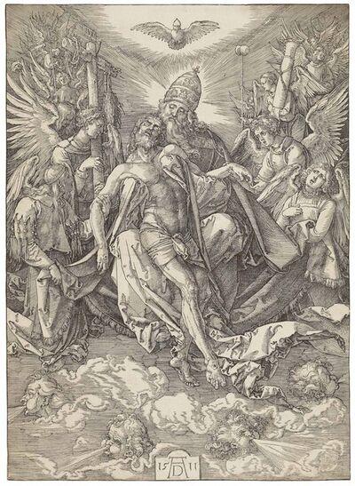 Albrecht Dürer, 'The Holy Trinity (B. 122; M., Holl. 187; S.M.S. 231)', 1511