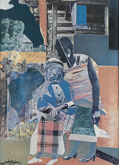 Romare Bearden, 'Reunion.', 1971