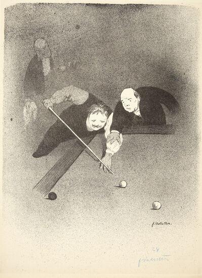 Félix Vallotton, 'Les Raseurs', 1893